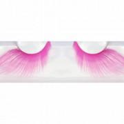 Lösögonfransar, rosa XL
