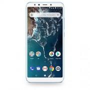 Xiaomi Mi A2 smartphone, 15,21 cm (5,99 inch), Global Version, blauw