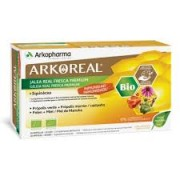 Arkoreal Geleia Real Imunidade Bio 20 Ampolas