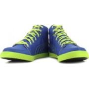 Puma Drongos DP Men Mid Ankle Sneakers For Men(Blue)