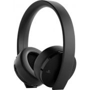 Sony PlayStation 4 Gold Wireless Headset Black 7.1 (2018)