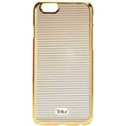 Skin Tellur Apple iPhone 6/6s Horizontal Stripes Gold