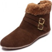 Sapience Sapience Long Boot for womens Boots For Women(Brown)