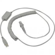 Datalogic CAB-412, USB spirálkábel