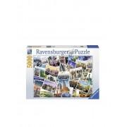 RAVENSBURGER Puzzle - New York the City Never Sleeps (5000 Teile)