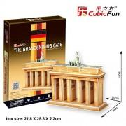 "CubicFun 3D Puzzle C-Series ""The Brandenburg Gate - Germany"""