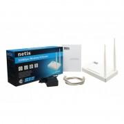 ROUTER, Netis WF-2419E, Wireless-N, 300Mbps, 2x5dBi fixed antenna