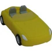 Microware Sports Car Shape 16 GB Pen Drive(Yellow)