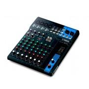 Yamaha Mixer Yamaha Mg10 10 Canali Max. 4 Mic 10 Line Inputs 4 Mono +