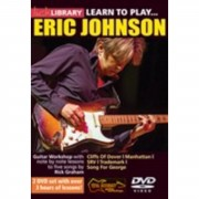Roadrock International Lick Library: Learn To Play Eric Johnson DVD
