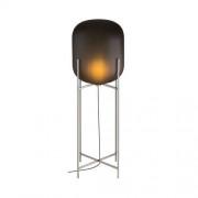 Pulpo Oda Large Vloerlamp - Grijs Acetato - Chroom