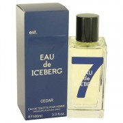 Iceberg Eau De Iceberg Cedar Eau De Toilette Spray 3.3 oz / 97.59 mL Men's Fragrance 533197