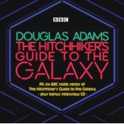 The Hitchhiker' Guide to the Galaxy: The Complete Radio Series/Douglas Adams