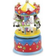 Jucarie copii New Classic Toys Music Box - Carousel