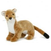 Semo Pluche wezel knuffel 23 cm speelgoed