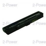 2-Power Laptopbatteri Samsung 11.1v 4600mAh (AA-PB5NC6B/E)