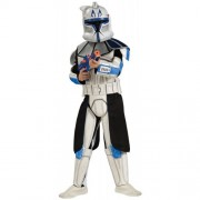 Star Wars Animated Deluxe Clone Trooper Leader Rex Child Costume - Large - Kids Costumes