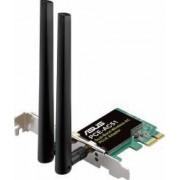 Placa de Retea Wireless ASUS PCE-AC51 AC750 Dual-Band PCI-E