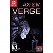 Axiom Verge - Standard Edition - Nintendo Switch