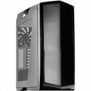 Carcasa Silverstone Gaming Computer Case SST-PM01BR-W Primera Midi Tower ATX, black