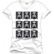 Star Wars - T-Shirt Trooper Emotions