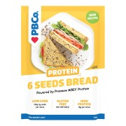 Low Carb Protein 6 Seeds Bread Mix 350g