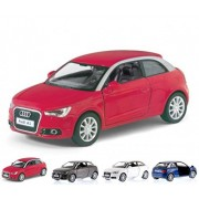Kinsmart 1:32 Scale 2010 Audi A1 Die-Cast Car With Openable Doors (Assorted)