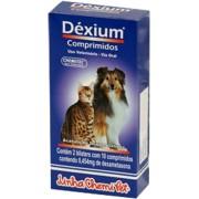 DEXIUM COMPRIMIDOS - cx c/ 20 comprimidos