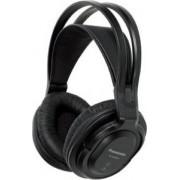 Panasonic Rp-Wf830e-K Cuffie Stereo Mp3 Wireless Senza Fili Per Tv E Pc Autonomia 20 Ore Colore Nero - Rp-Wf830