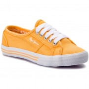 Teniși PEPE JEANS - Baker Canvas PGS30381 Rugby Yellow 069