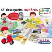 Joc Educativ - Sa Descoperim Romania