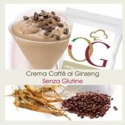Officine Gastronomiche Crema Caffè al Ginseng 12 buste da 1 kg