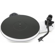 Pro-Ject RPM3 Carbon Turntable Gloss White