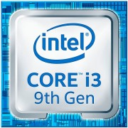 BX80684I39100SRCZV - Intel CPU Desktop Core i3-9100 3.6GHz, 6MB, LGA1151 box