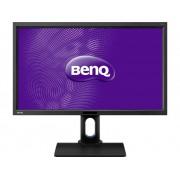 BenQ BL2711U LED-monitor 68.6 cm (27 inch) Energielabel C (A+ - F) 3840 x 2160 pix UHD 2160p (4K) 4 ms DisplayPort, Mini DisplayPort, HDMI, DVI, VGA, USB IPS