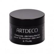 Artdeco Eye Make-up Remover Eye Make-up Remover Pads Oily 60 ks čistiace obrúsky pre ženy
