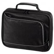 Чанта за лаптоп до 10.2 инча Sportsline Bordeaux Цвят Черна HAMA-101092