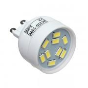G9 LED Spot In Twee Kleuren 3W