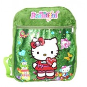 ToyJoy Hello Kitty School Bag for 1.4 to 4 yr Kids/Girls/Boys/Children Plush Soft Bag Backpack Cartoon Bag Gift for Kids