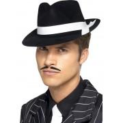 1920'S Al Capone Trilby Hat