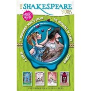 The Shakespeare Stories: Henry V, a Midsummer Night's Dream, the Merchant of Venice, Hamlet, Paperback/Andrew Matthews