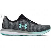 Under Armour - Micro G Blur 2 women's running shoes (black) - EU 38,5 - US 7,5