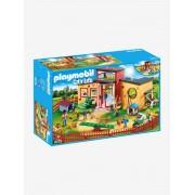 Playmobil 9275 Hotel de mascotes, da Playmobil bege medio liso