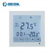 Termostat Wi-Fi pentru incalzirea electrica in pardoseala BeOk TDS23WIFI-EP