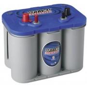 Acumulator plumb AGM 12 V, 55 Ah, (l x I x A) 254 x 200 x 175 mm, Optima Batteries BTDC4.2