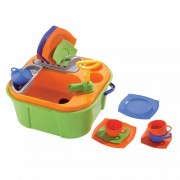 Polesie Washing-up Set 35x35.5x20 cm 1450532