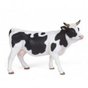 Vaca Piebald Figurina Papo