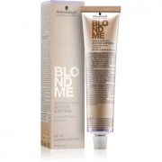 Schwarzkopf Professional Blondme creme aclarador para cabelo loiro e grisalho tom L - Ice 60 ml