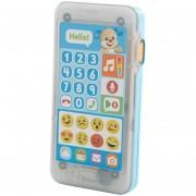 Mi Primer Teléfono De Aprendizaje Graba Mensajes Fisher Price FHJ32