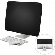 27 Pulgadas De Apple IMac Portatil Cubierta De Polvo De Escritorio Apple Computer Monitor LCD Portada, Tamaño: 68x48.2cm (negro)